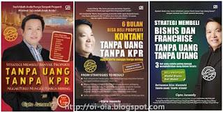3 Buku Best Seller Karangan Cipto Junaedy