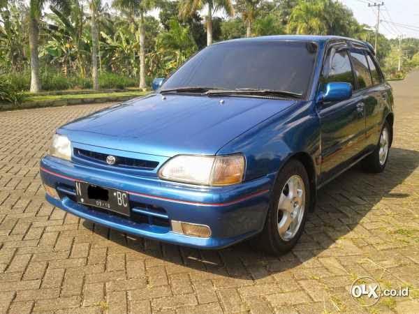 Jual Toyota Starlet Biru Metalic Istimewa Th95, 66jt ...