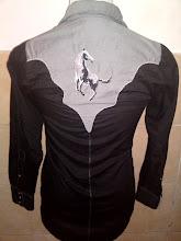 Vintage Rockmount Stallion