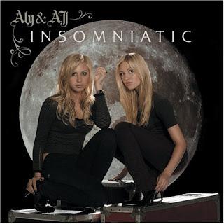 Aly & AJ - Insomniatic Lyrics