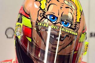 Cerita Desain Helm Misano Valentino Rossi Dari 2011 Sampai 2015