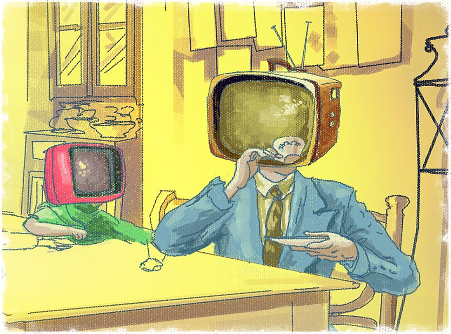 tv addiction How do you beat something so addictive as the internet, or tv — things most of  us find ourselves increasingly immersed in, all day long.