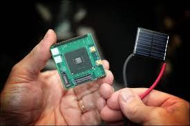 intel energia solar