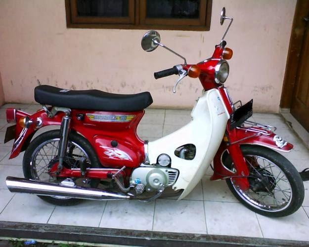Gambar Modifikasi Honda 70