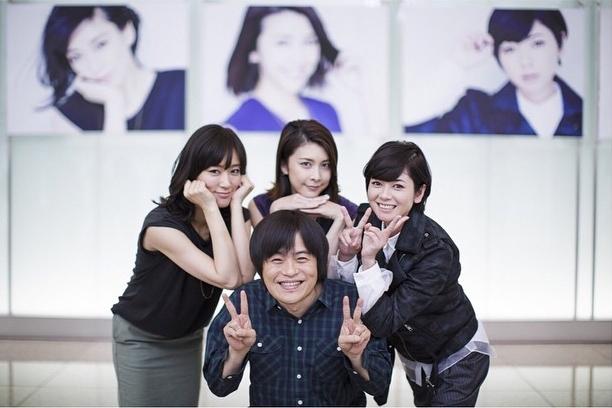 (J-Drama) Kamoshirenai Joyutachi (2015)