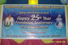 SILVER ANNIVERSARY CELEBRATION 2011