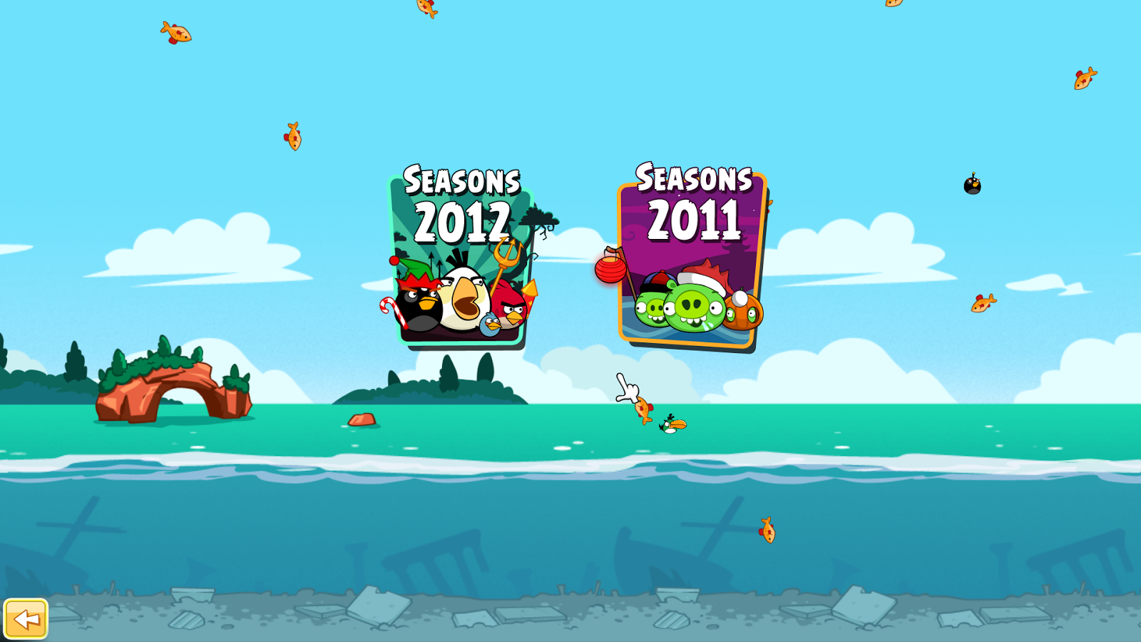 Angry Birds Seasons[Pc-Game]
