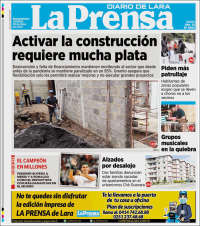 30/05/2020    PRIMERA PAGINA DIARIO DE VENEZUELA