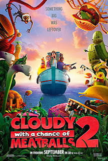 Cloudy with a Chance of Meatballs 2 (2013) movie