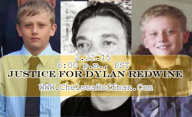 Feb. 22nd Podcast: Justice for Dylan Redwine!