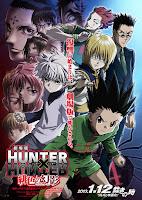 Hunter x Hunter: Phantom Rouge (2013) [Vose]