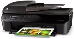 HP Deskjet Ink Advantage 4645 Printer Driver Download