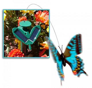 Solar Butterfly | Solar Gardening