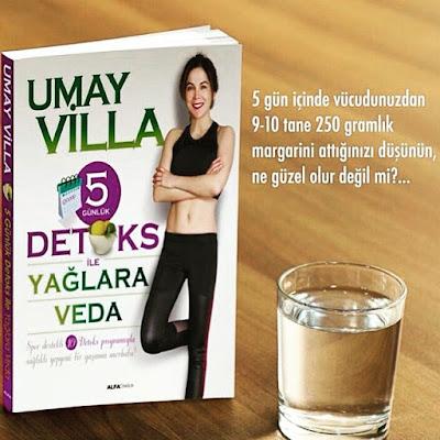umay villa detoks kitabı