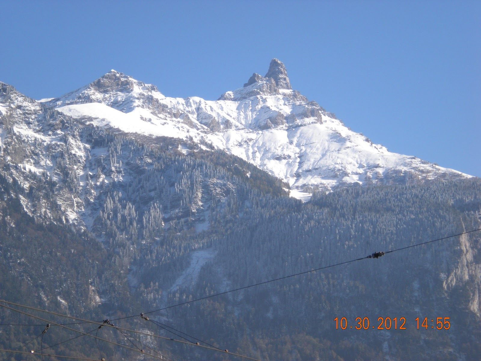 Bex Switzerland  City pictures : Last night Paula and I were talking about living in Switzerland and ...