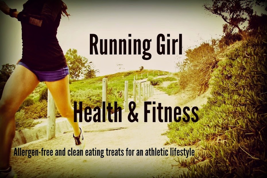 Running Girl Health and Fitness