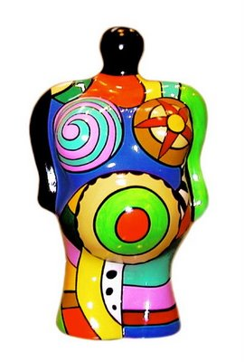 Mine D Art Hommage A Un Artiste Niki De Saint Phalle