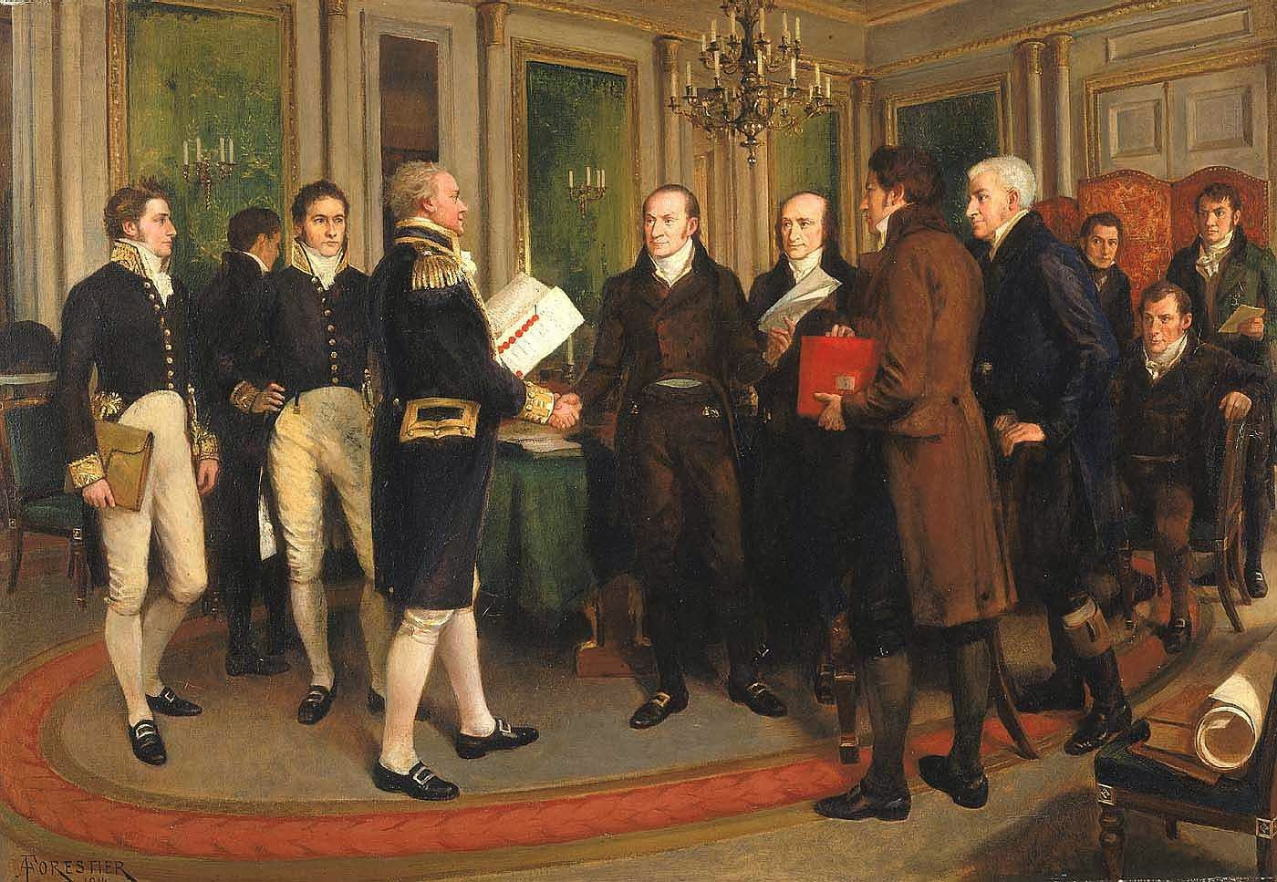 War of 1812: Hartford Convention and Treaty of Ghent
