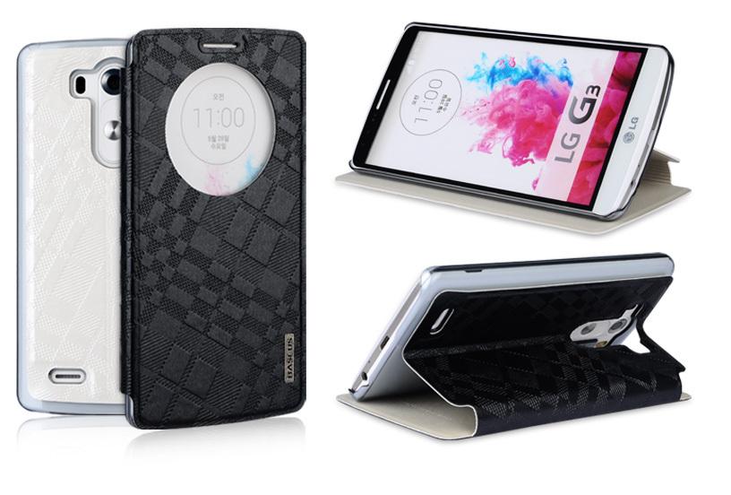 Tampilan  LG G3 (D855) Layar Super Gede