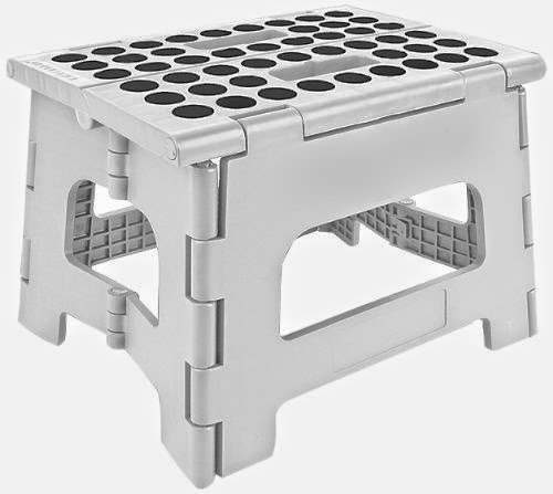#KIKKERLAND RHINO EASY-FOLD STEP STOOL REVIEW : kikkerland easy fold step stool - islam-shia.org