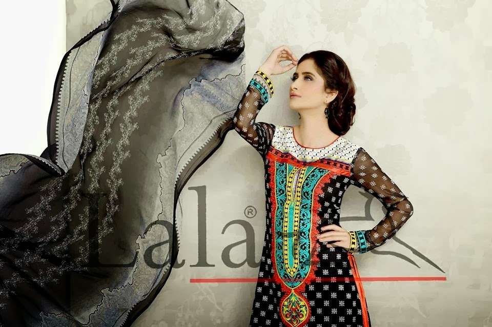 Lala Textile Summer Lawn Collection