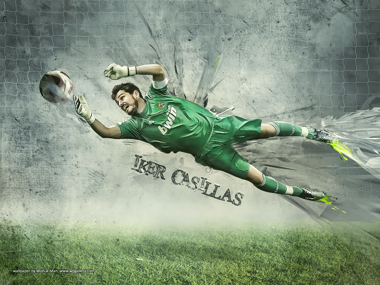 IKER CASILLAS     WALLAPAPERS