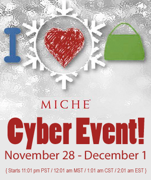 Shop Miche Black Friday and Cyber Weekend Event | MyStylePurses.com