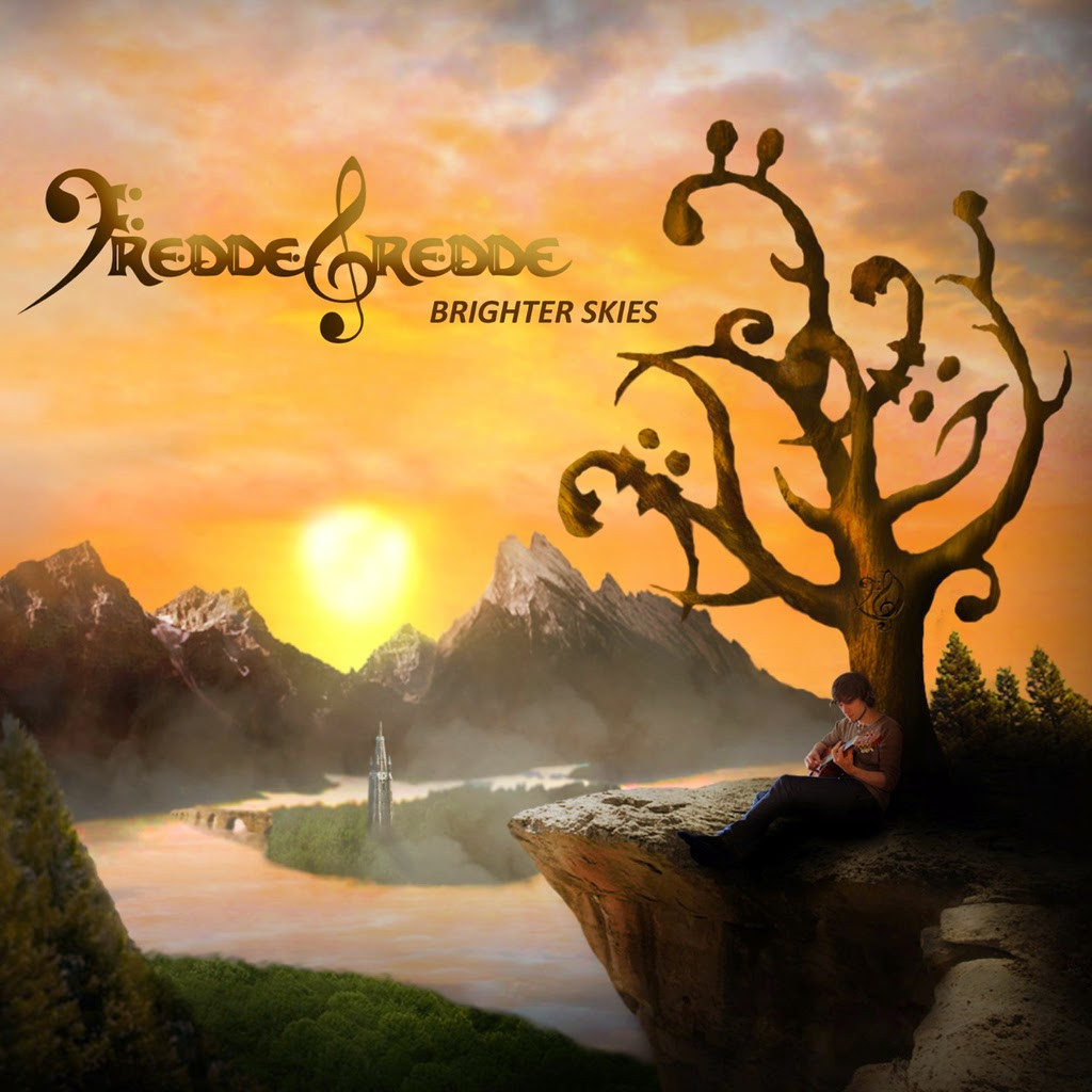 FreddeGredde - Brighter Skies