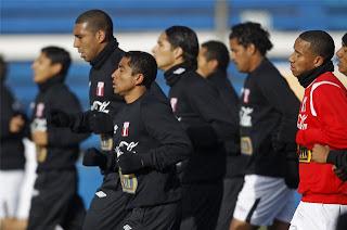 Perú denuncia Robo en su concentración