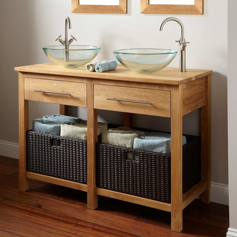 Tabletop Vessel Sink Idea