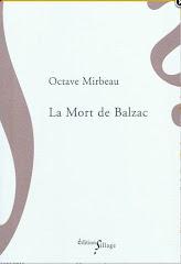"""""""La Mort de Balzac"""", Sillage, 2011"""