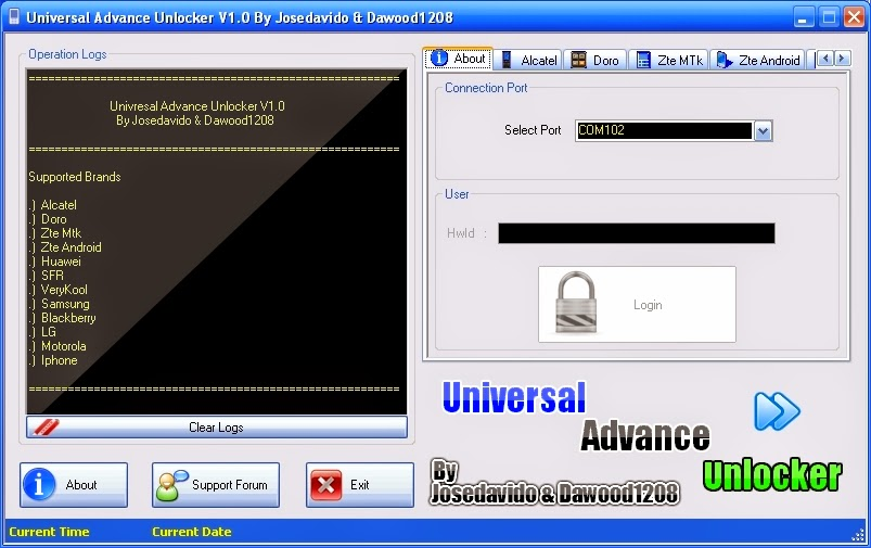 Universal Advance Unlocker