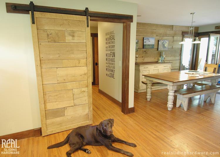 Blog Dla Ludzi Z Wnętrzem Stare Drewniane Drzwi Przesuwne
