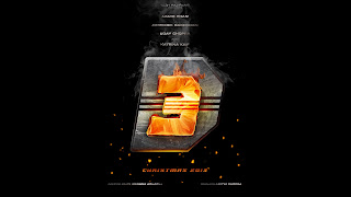 Dhoom 3 Back In Action Movie Banner