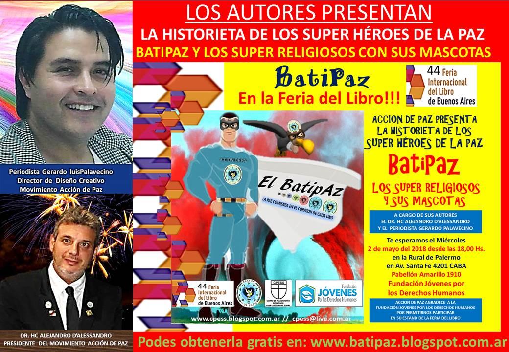 BATIPAZ Y EL CONDOR ESPERANZA