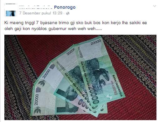 Pemilu Dan Tradisi Bagi Bagi Uang Tidak Akan Bisa Dipisahkan Dari Indonesia