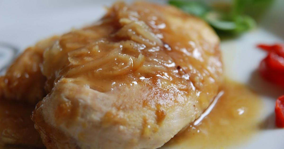 Mmmm esta hay que repetirla pechugas de pollo asado con - Salsa para pollos asados ...