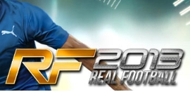 REAL FOOTBALL 2013 APK ANDROID v1.0.9 FULL DOWNLOAD