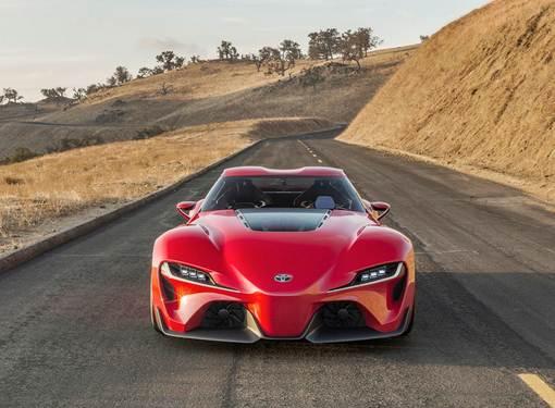 2016 Toyota Supra Specs