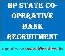 HP Bank Recruitment
