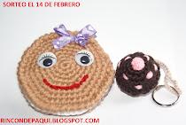 SORTEO aniversario del blog de Paqui