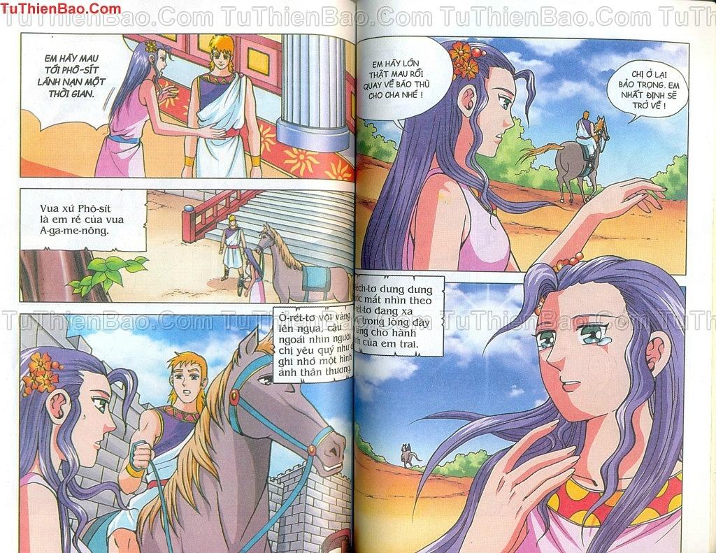 Thần thoại Hy Lạp Chapter 14 - Trang 63