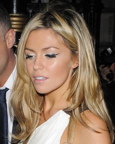 Peter Crouch wife Abbey Clancy ~ Picture World