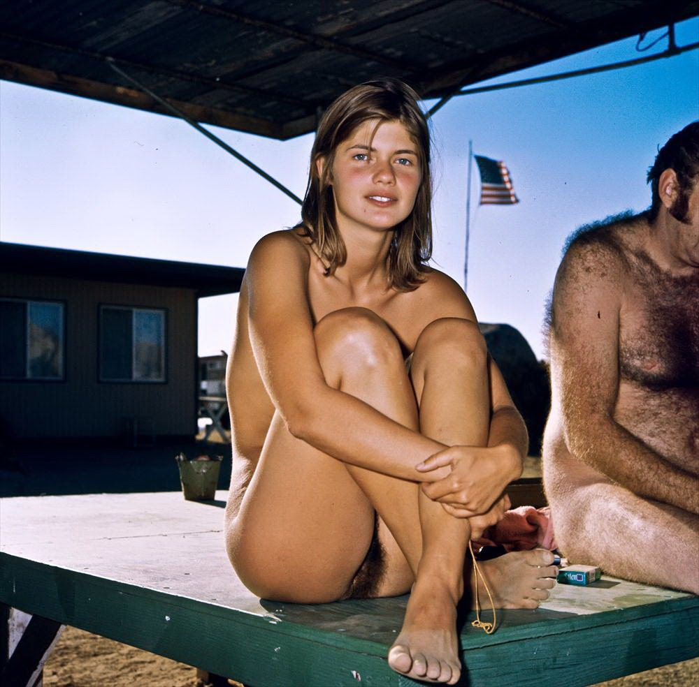 nudism camp Vintage life nudist