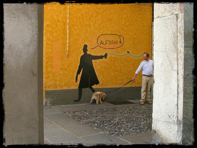 Spray Paint by Kenny Random - Padua, Italy