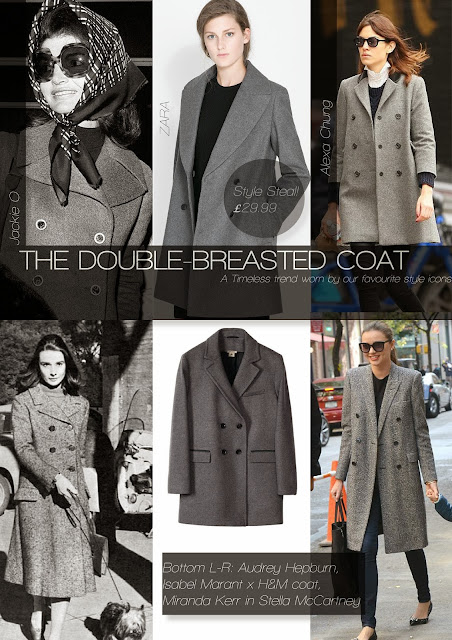 The Double-Breasted Coat