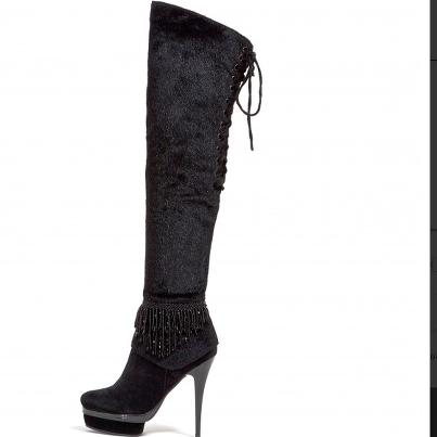 High Heel Long Boots