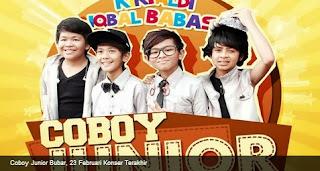 Coboy Junior Bubar