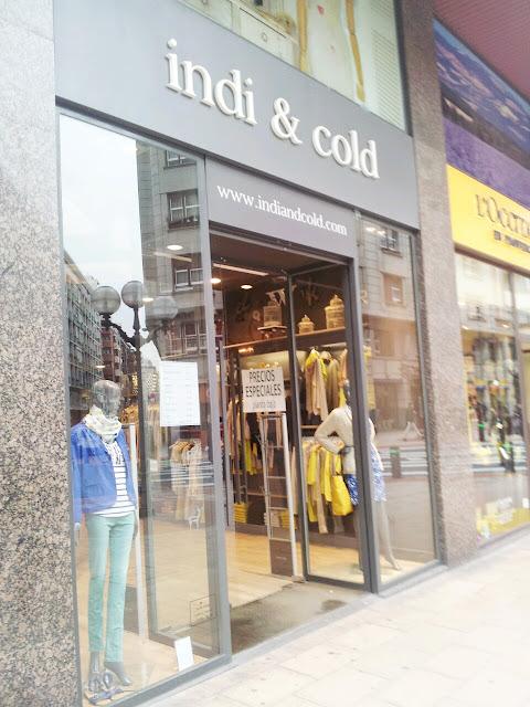 Look chic bilbao ruta de shopping - Comptoir des cotonniers bilbao ...