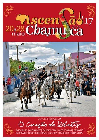 Chamusca- Feira da Ascensão 2017